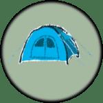 icoon vrije tentjes